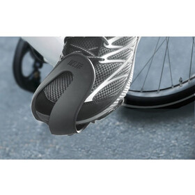 Delta Foot Fenders, black